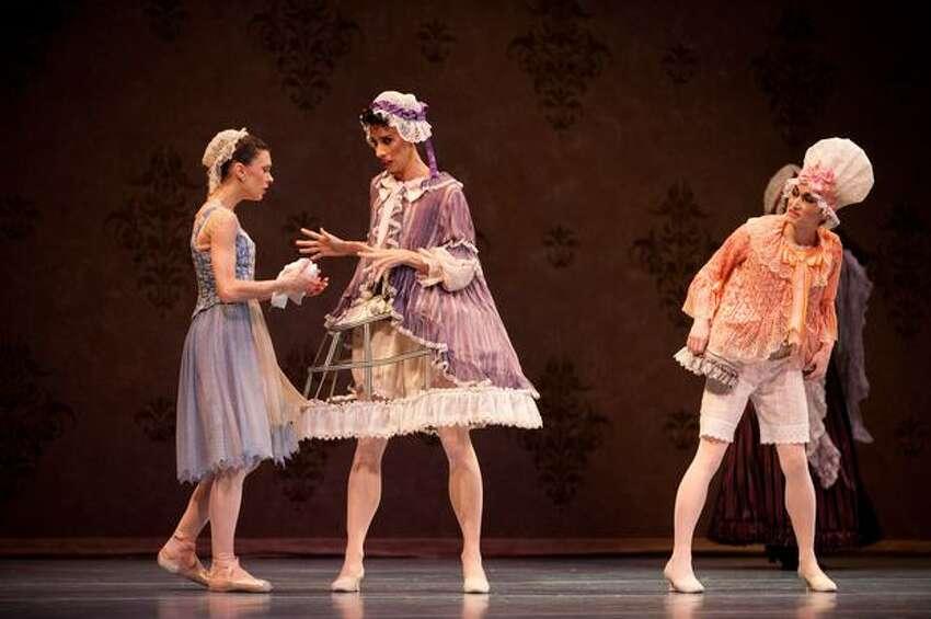 The Pacific Northwest Ballet presents