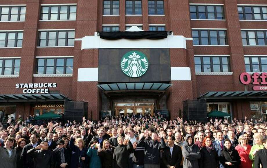 "Six Seattle-area companies made Fortune's annual list of the 100 Best Companies to Work for, released Wednesday exclusively on its iPad app. Full details will be on Fortune's website Thursday. Meanwhile, here are the local companies on the list, along with comments from last year.94. Starbucks, based in Seattle. Last year, when Starbucks ranked 73rd, Fortune wrote: ""The company's massive part-time workforce -- some 95,000 employees -- gets full health insurance benefits, stock awards -- and free coffee."" Photo: Joshua Trujillo, Seattlepi.com"