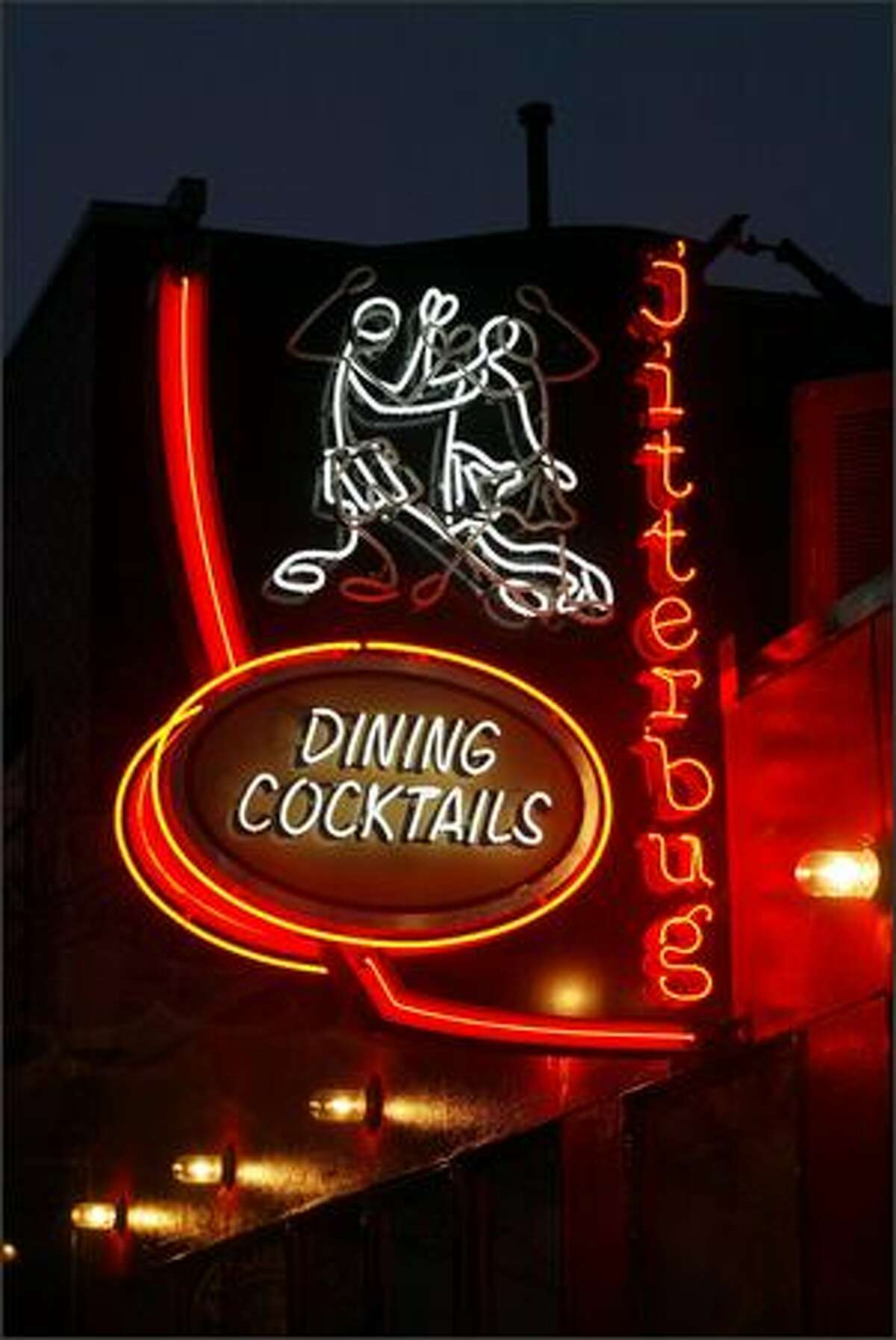 The Jitterbug Cafe on North 45th Street in Seattle.
