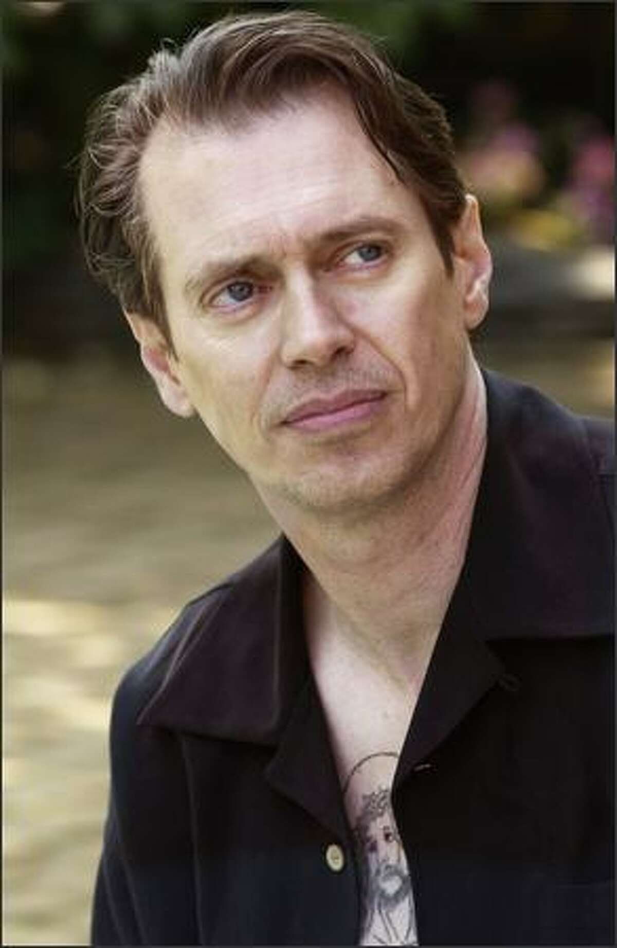Tony's cousin, Tony Blundetto (Steve Buscemi) is new to the cast this season.