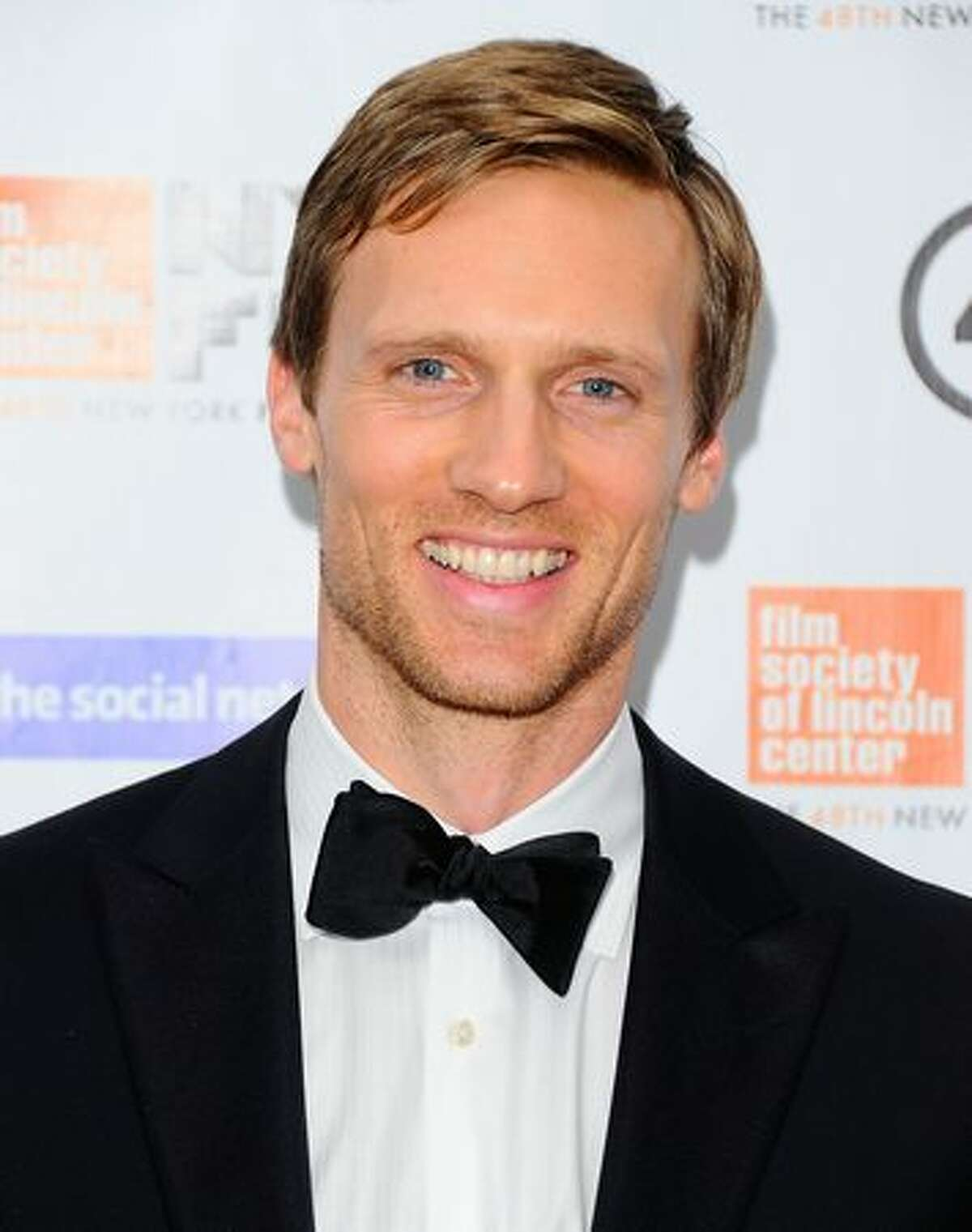 """Actor Teddy Sears attends the premiere of """"The Social Network"""" during the 48th New York Film Festival at Alice Tully Hall, Lincoln Center in New York City."""