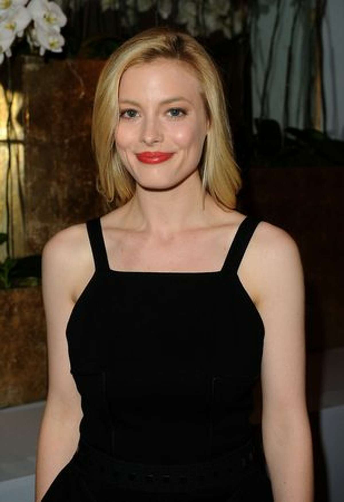 Actress Gillian Jacobs attends ELLE's 17th Annual Women in Hollywood Tribute at The Four Seasons Hotel in Beverly Hills, California.