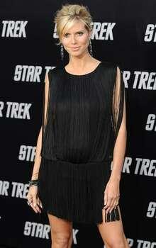 Model Heidi Klum. Photo: Getty Images