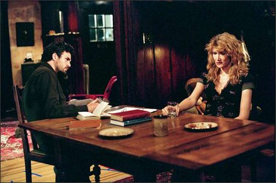 Mark Ruffalo and Laura Dern star as Jack and Terry. Based on two works by Andre Dubus, the film is a provocative drama about married life and its discontents. Photo: Warner Independent Pictures