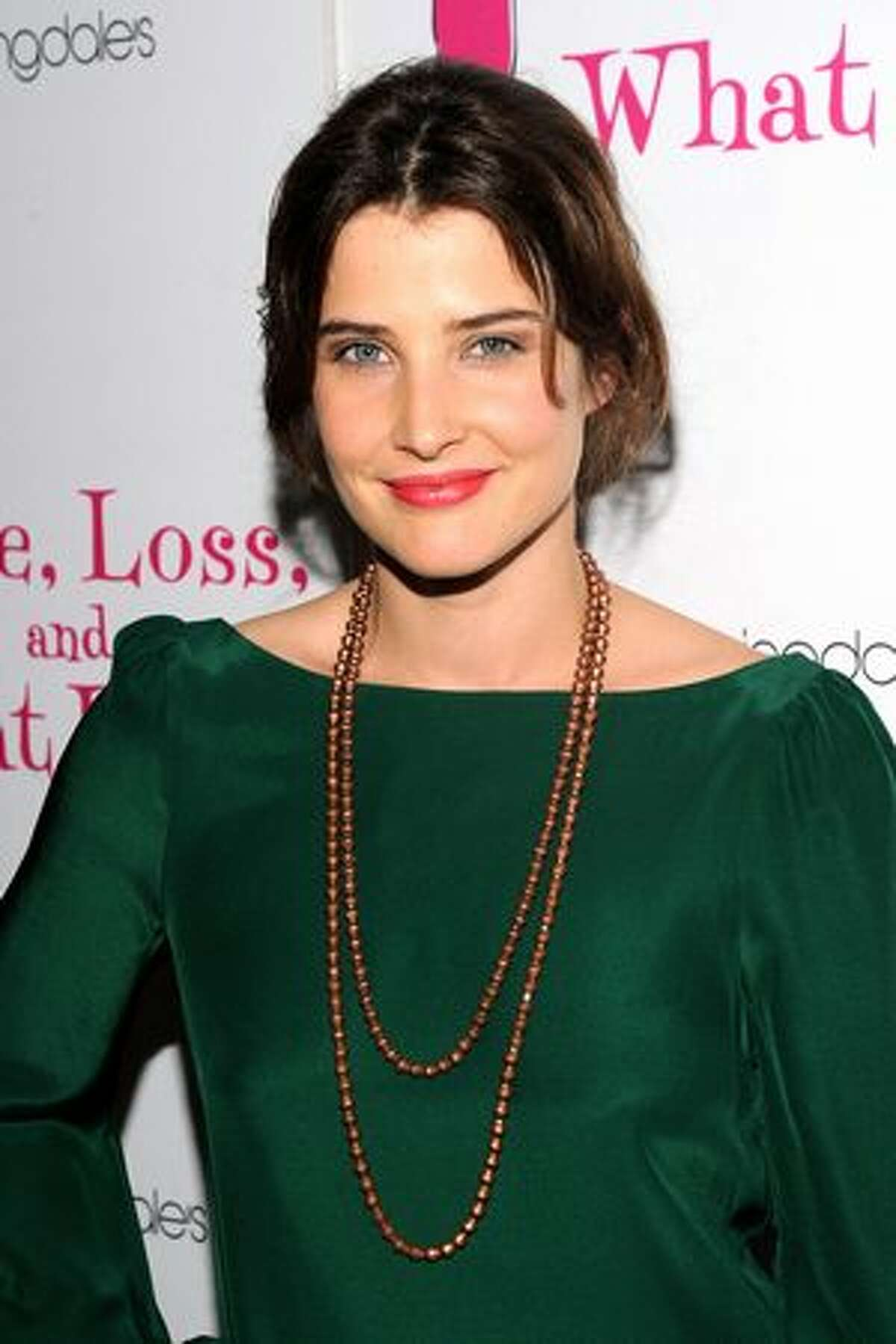 Cobie Smulders , 28. Vancouver, B.C. native who's a regular on CBS'