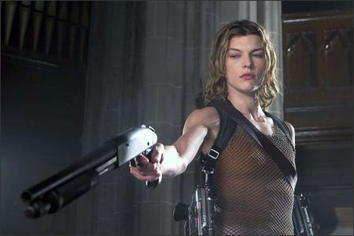Besides a growing list of feature films, Jovovich has been a spokeswoman for L'Oreal cosmetics for 10 years and has appeared on more than 150 national and international magazine covers. In addition, she has a musical career in which she writes and sings.