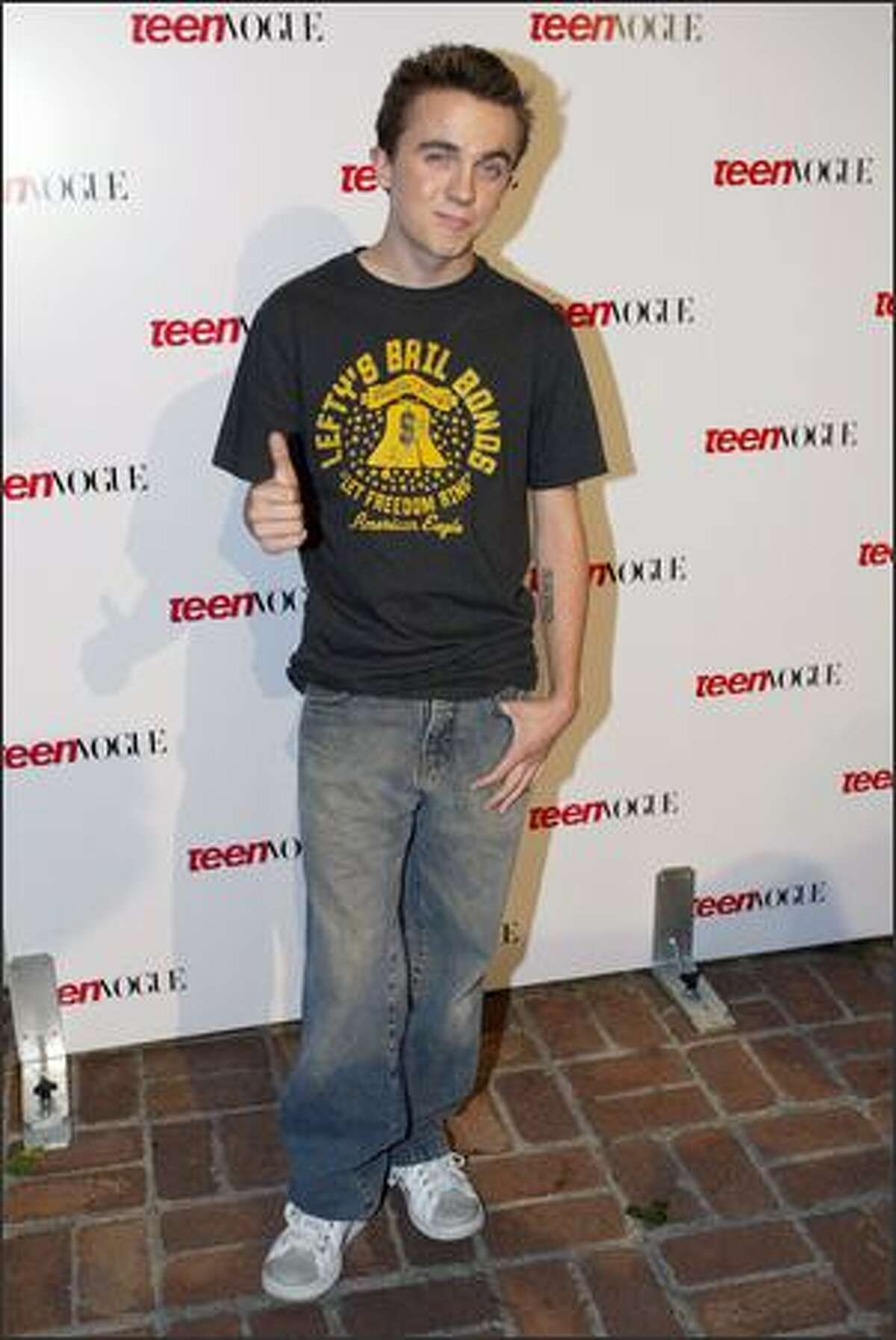 Frankie Muniz from