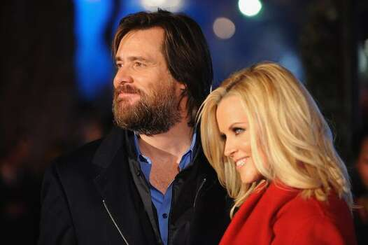 Actor Jim Carrey and Jenny McCarthy were together for almost five years. They announced they broke up in April. Photo: Getty Images