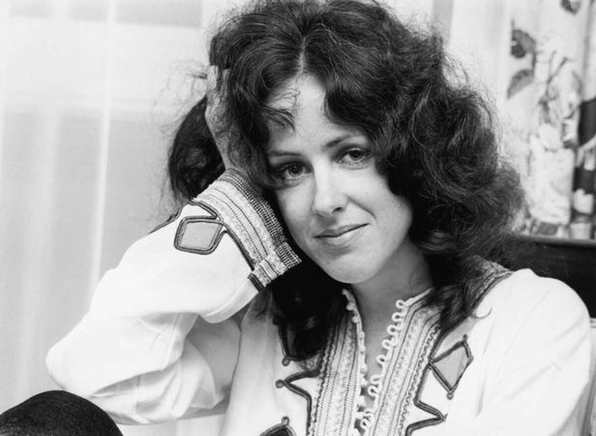 American singer/songwriter Grace Slick of psychedelic rock group Jefferson Airplane, July 1970.