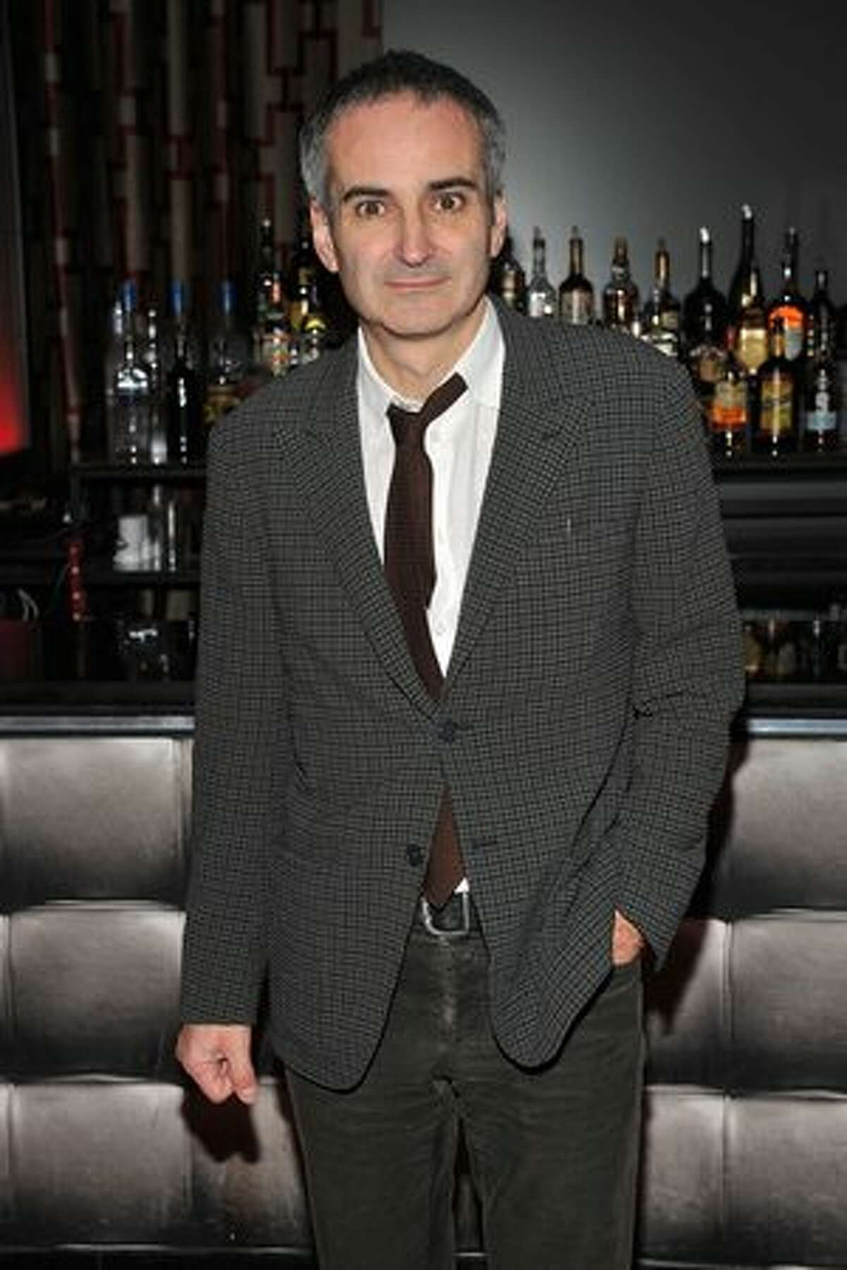Director Olivier Assayas attends the 2010 New York Film Critics Circle Awards at Crimson in New York City.