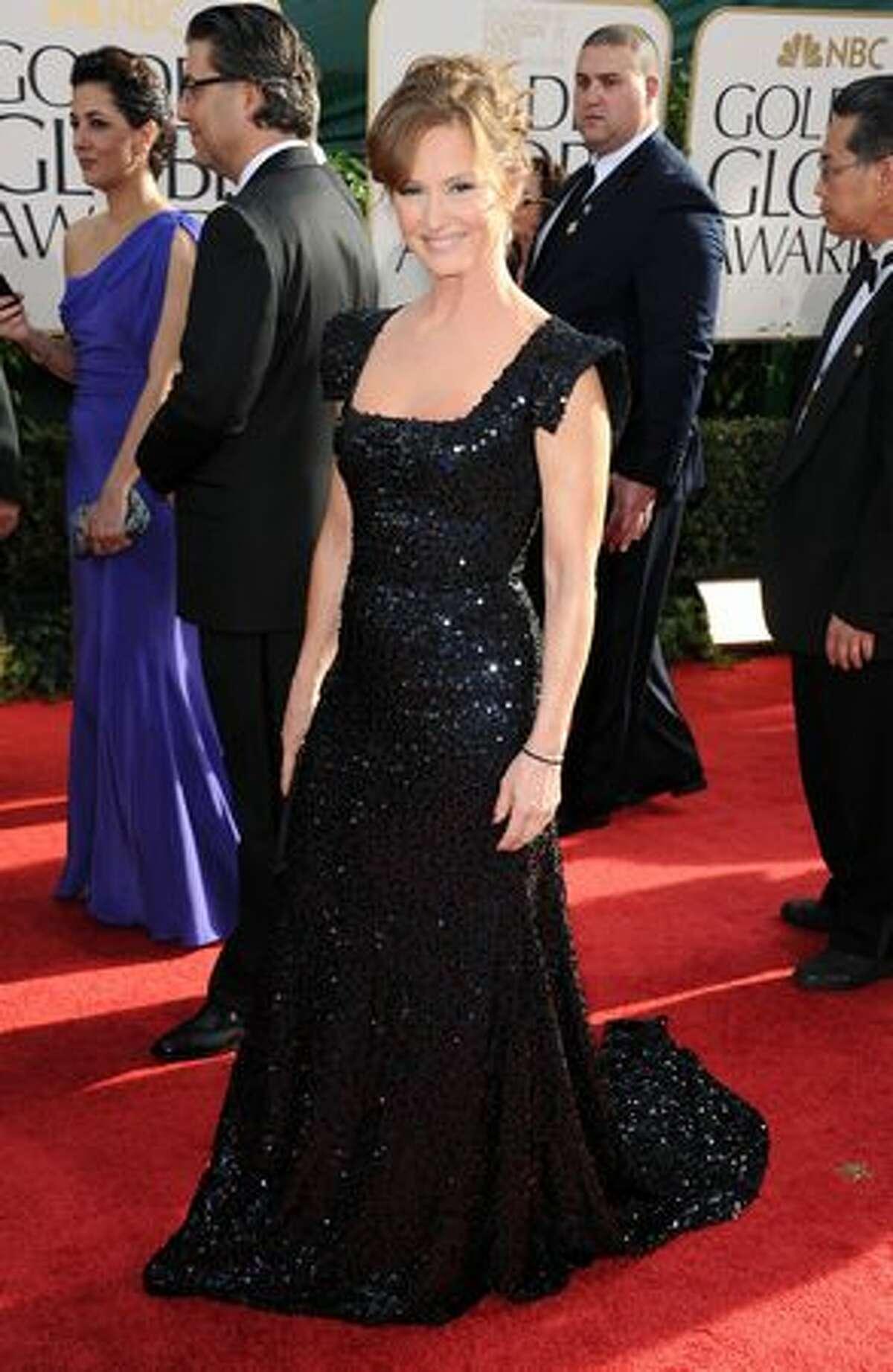 Actress Melissa Leo.