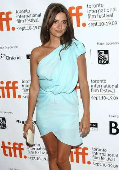 Actress Penelope Cruz arrives at the Toronto International Film Festival premiere screening of