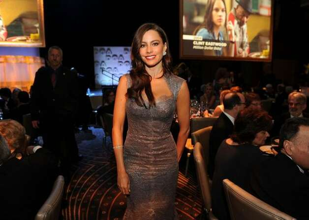 Actress Sofia Vergara attends. Photo: Getty Images