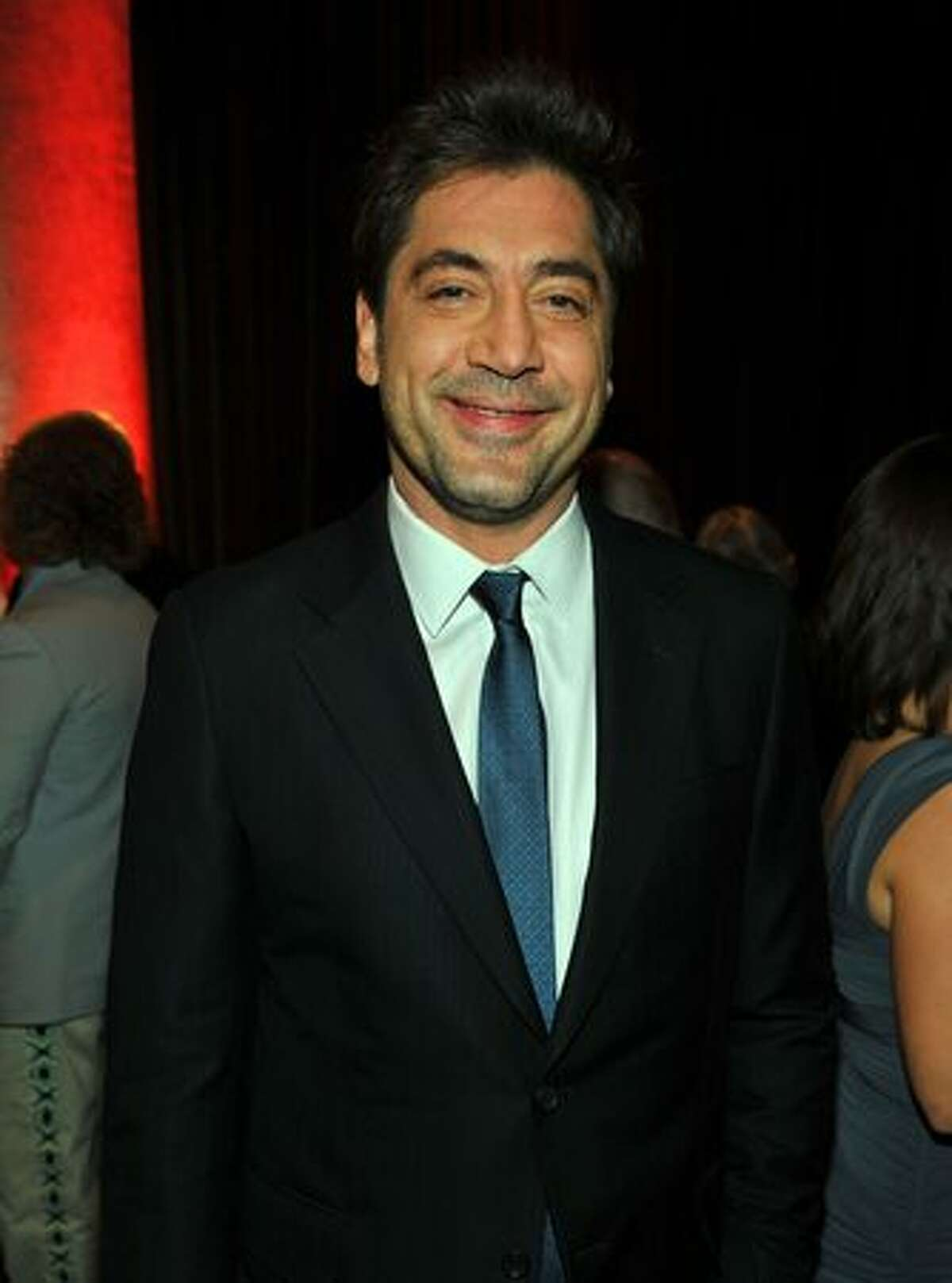 Actor Javier Bardem attends the 83rd Academy Awards nominations luncheon held at the Beverly Hilton Hotel in Beverly Hills, California.