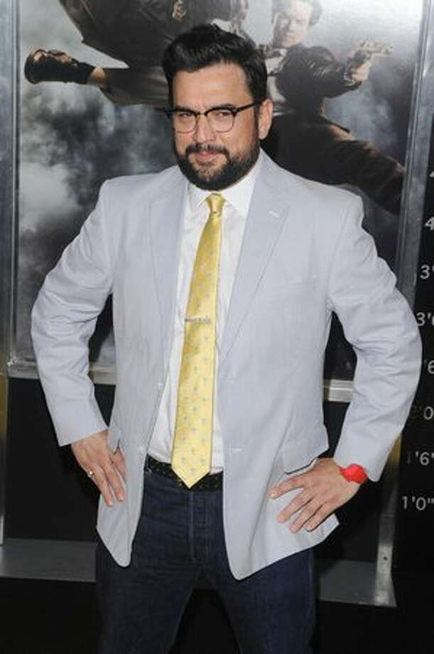 Actor Horatio Sanz now (2010). Photo: Getty Images