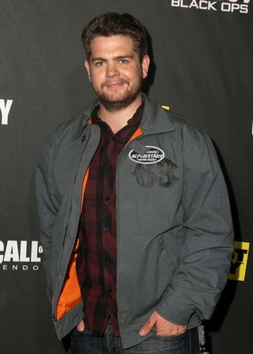 TV personality Jack Osbourne now (2010).