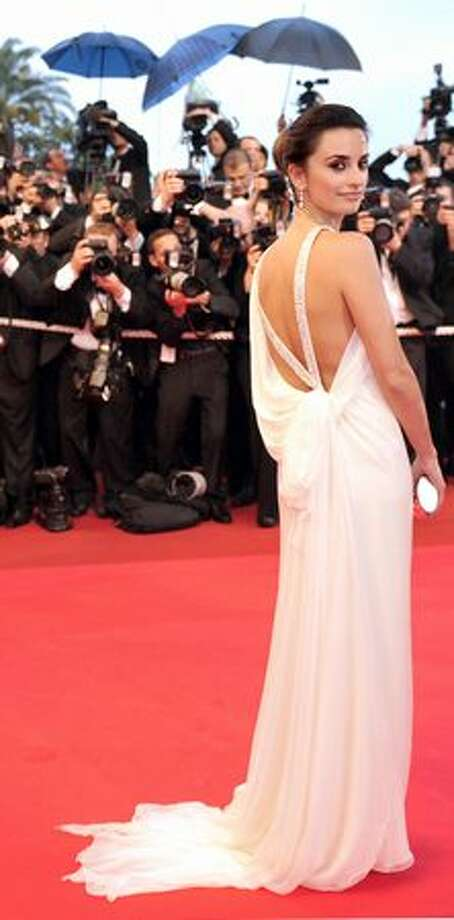 Spanish actress Penelope Cruz attends the Cannes International Film Festival in May 2008. Photo: Getty Images