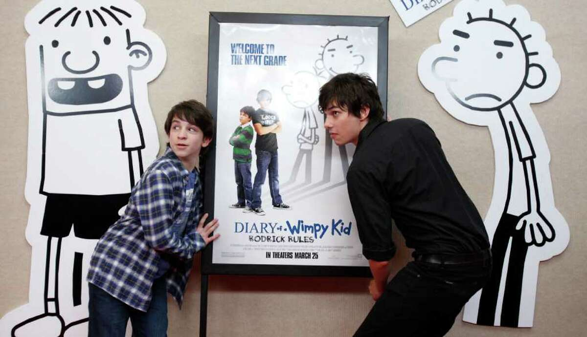 Wimpy Kid Rules Weekend With 24 4m Opening