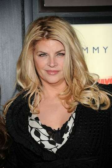 Kirstie Alley: Scientologist Kirstie Alley called BS on Meredith. Photo-817337.6423 - seattlepi.com