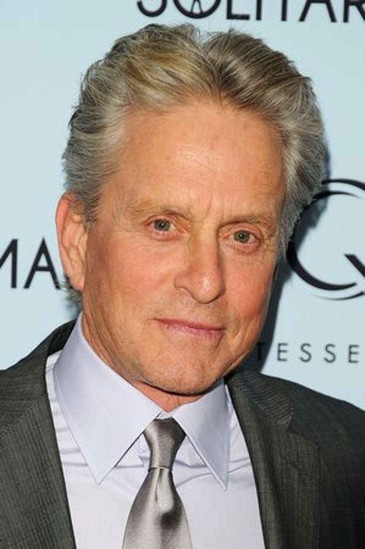 Actor Michael Douglas attends the premiere of