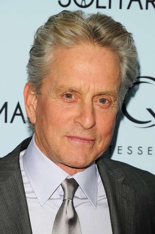 "Actor Michael Douglas attends the premiere of ""Solitary Man"" at Cinema 2 on May 11, 2010 in New York City. Photo: Getty Images"