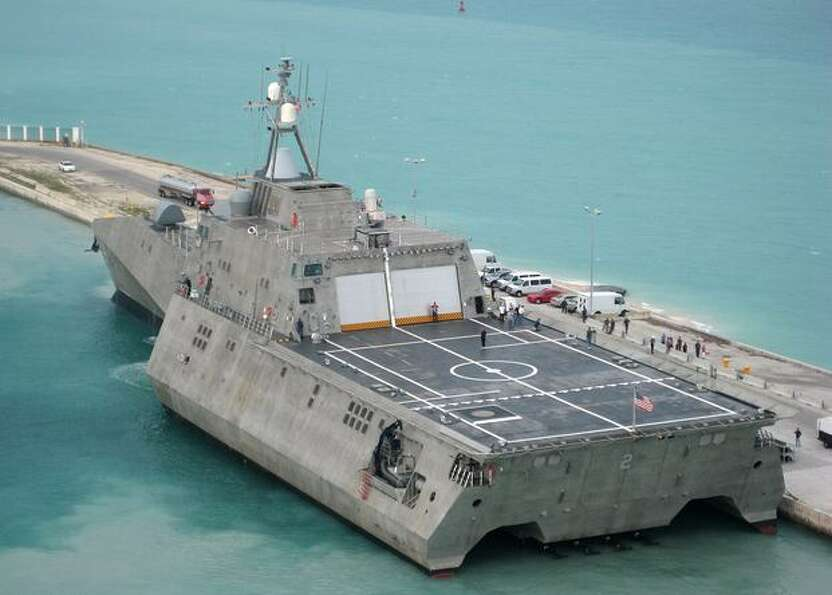 USS Independence was commissioned in 2010, spent two years training off the coast of Florida and arr
