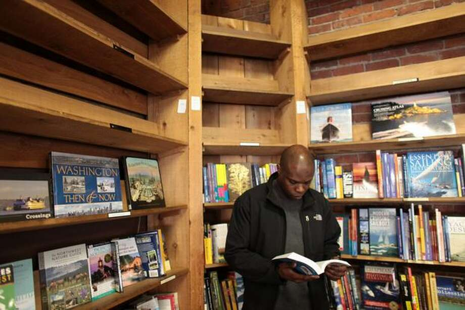 "Seattle's finally established itself as an official ""City of Literature.""  Photo: Joshua Trujillo, Seattlepi.com"