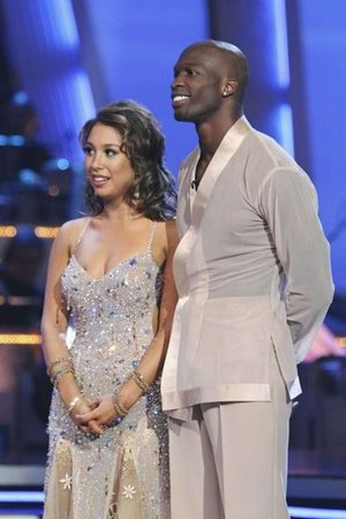 Chad and Cheryl get a 27.