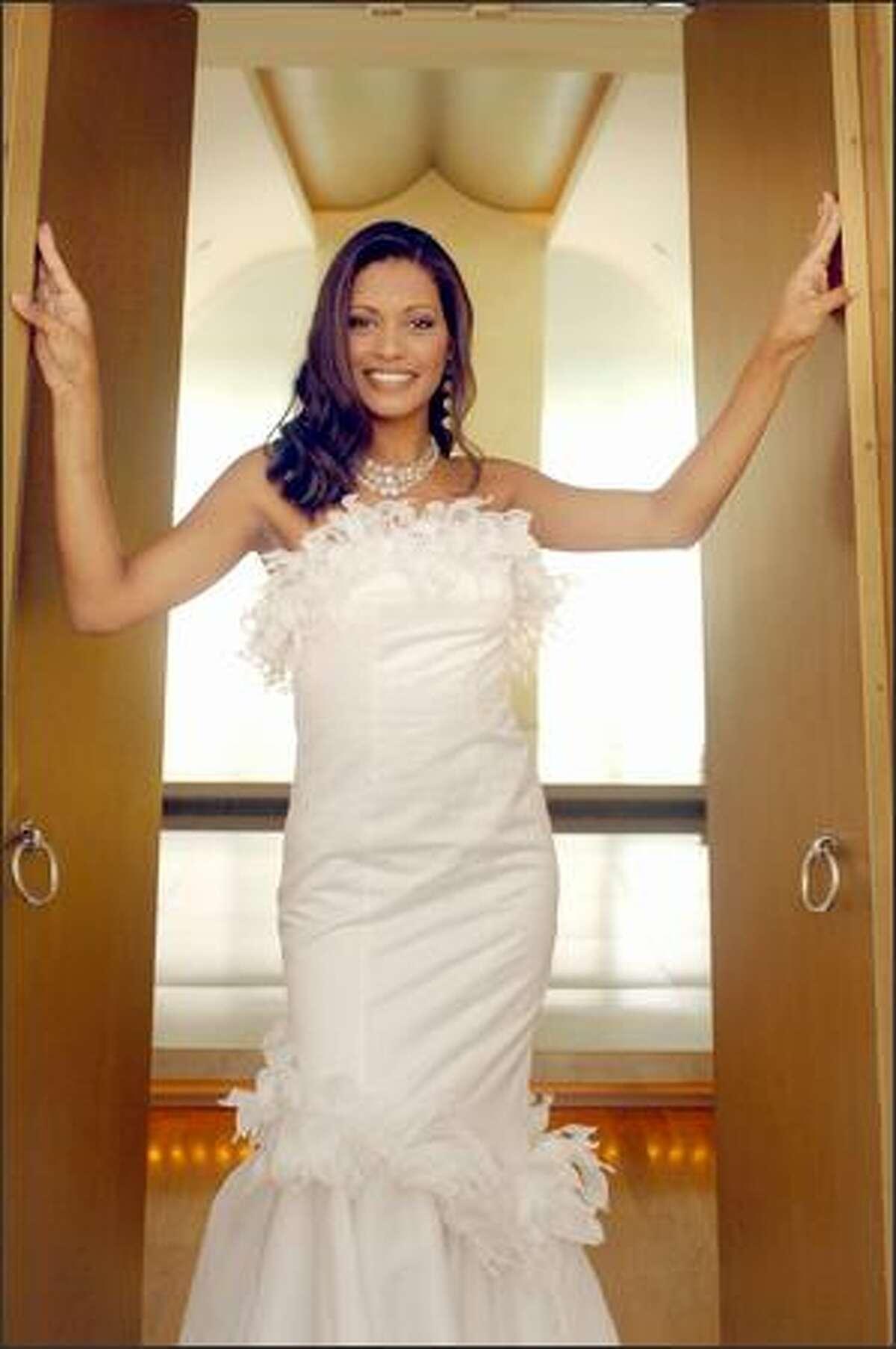 Magalie Antoo, Miss Mauritius.