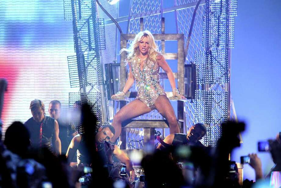 "SAN FRANCISCO, CA - MARCH 27:  Britney Spears attends ""Good Morning America's"" Taping Performance At Bill Graham Civic Auditorium on March 27, 2011 in San Francisco, California.  (Photo by Max Morse/Getty Images) Photo: Max Morse, Getty Images / 2011 Getty Images"