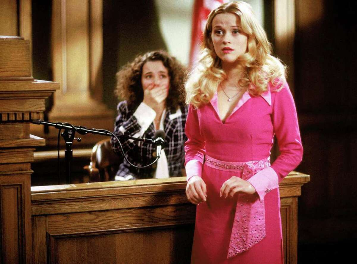 Legally Blonde (2001) Available on Netflix April 1