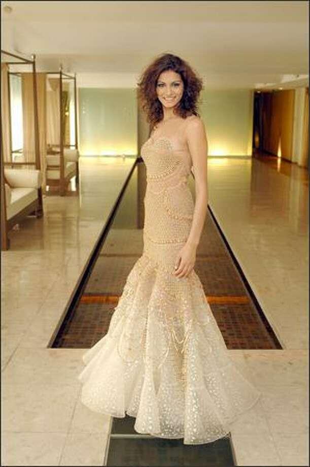 Miss Universe (2005) -- Gowns, Part II - seattlepi.com