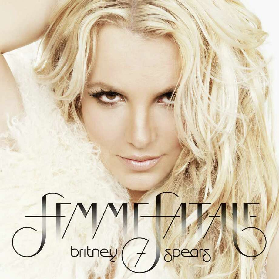 Britney Spears - Femme Fatale cover. / DirectToArchive