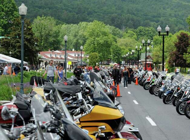 Americade June 10 in Lake George.  (Skip Dickstein/Times Union) Photo: Skip Dickstein