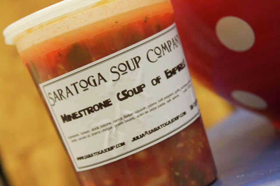 The Saratoga Soup Sistahs dish up more than tasty home-delivered meals. (Paul Barrett/Life@Home). Click here to read the story.