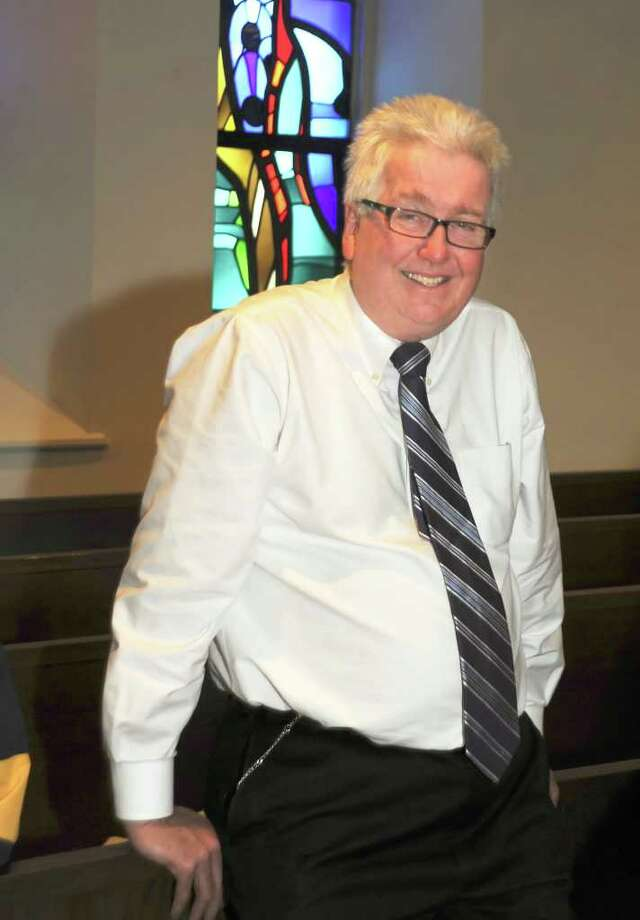 "The Rev. Robert H. (""Bob"") Naylor has retired after 41 years in the ministry— the last nine of which he spent as senior minister of Second Congregational Church Photo: Contributed Photo / Greenwich Citizen"