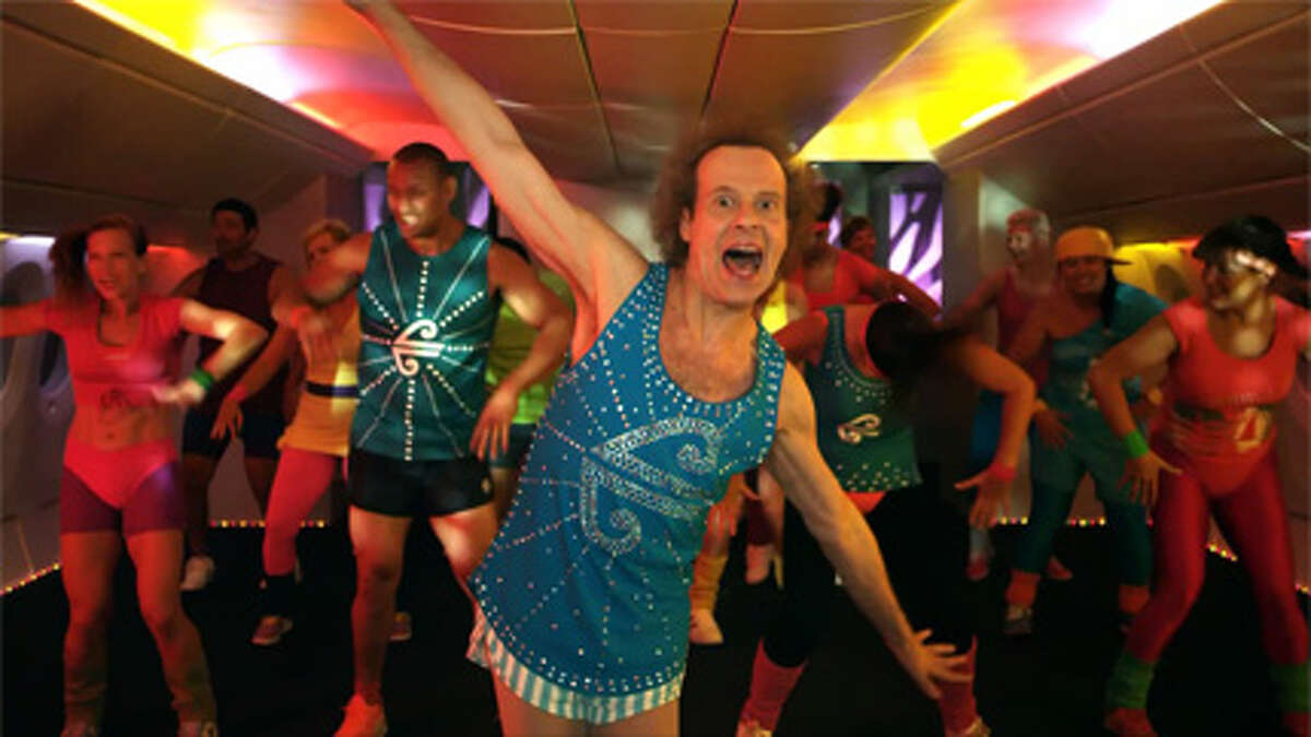 Sweatin' to the Oldies led by the enthusiastic Richard Simmons was a massive hit in the '80s. More than 20 million people ordered the program. - worthly.com