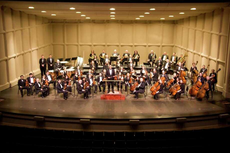 The Symphony of Southeast Texas will give its final performance of its 58th season Saturday. Submitted photo