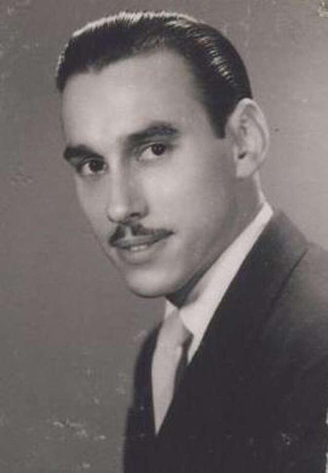 Albert Gonzales: He left college to serve in the Korean War. Photo: Courtesy Photo