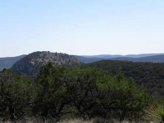 Views of the Texas Hill Country available while hiking in Garner State Park. Photo credit: Tara Dooley / DirectToArchive
