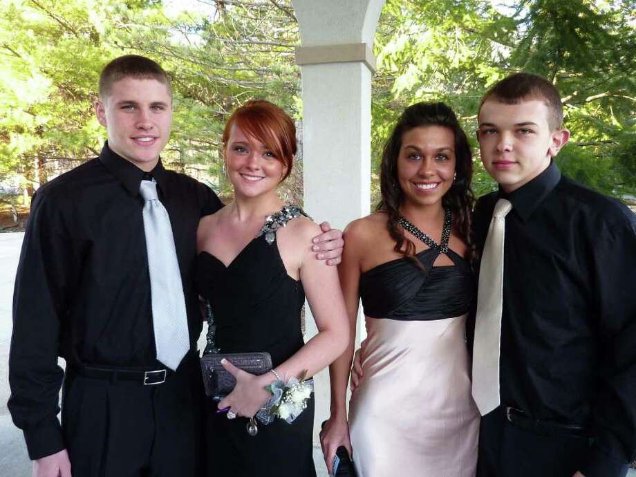 Watervliet Senior Ball at Birch Hill in Schodack. Photo: Katie Maffucci