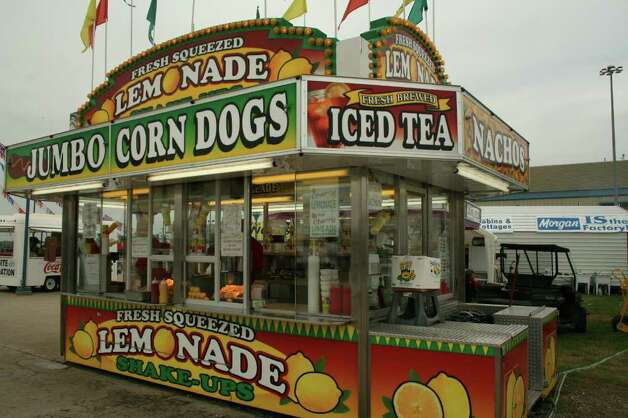 Food at the South Texas State Fair