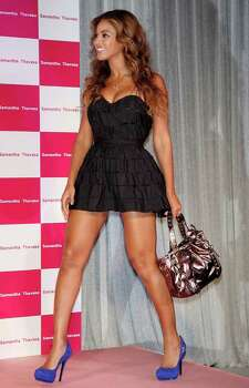 TOKYO - OCTOBER 16:  Singer Beyonce attends 'Samantha Thavasa / Special Meet and Greet with Beyonce' at Studio Mouris Roppongi on October 16, 2009 in Tokyo, Japan.  (Photo by Junko Kimura/Getty Images) *** Local Caption *** Beyonce Photo: Junko Kimura, Getty Images / 2009 Getty Images