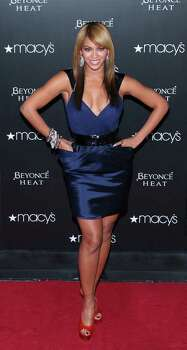 "NEW YORK - FEBRUARY 03:  Singer and actress Beyonce Knowles attends the launch of ""Heat"" at Macy's Herald Square on February 3, 2010 in New York City.  (Photo by Mike Coppola/Getty Images) *** Local Caption *** Beyonce Knowles Photo: Mike Coppola, Getty Images / 2010 Getty Images"