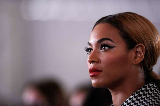 NEW YORK - MARCH 11:  Singer Beyonce Knowles  during the ceremonial groundbreaking for Barclays Center at Atlantic Yards on March 11, 2010 in New York City.  (Photo by Jemal Countess/Getty Images) *** Local Caption *** Beyonce Knowles Photo: Jemal Countess, Getty Images / 2010 Getty Images