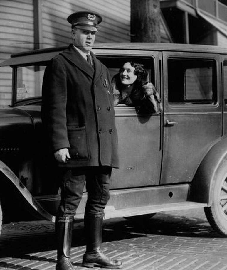 February 6, 1931. Photo: P-I File