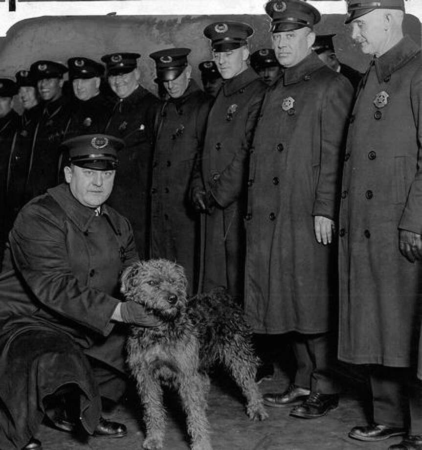December 14, 1924. Photo: P-I File