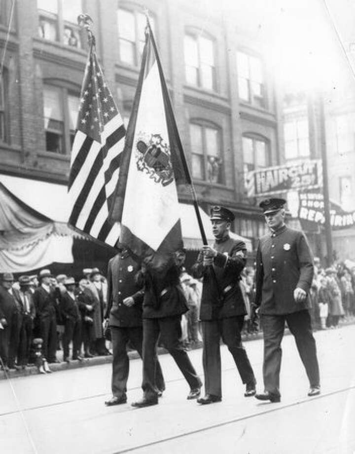 May 31, 1930. Photo: P-I File