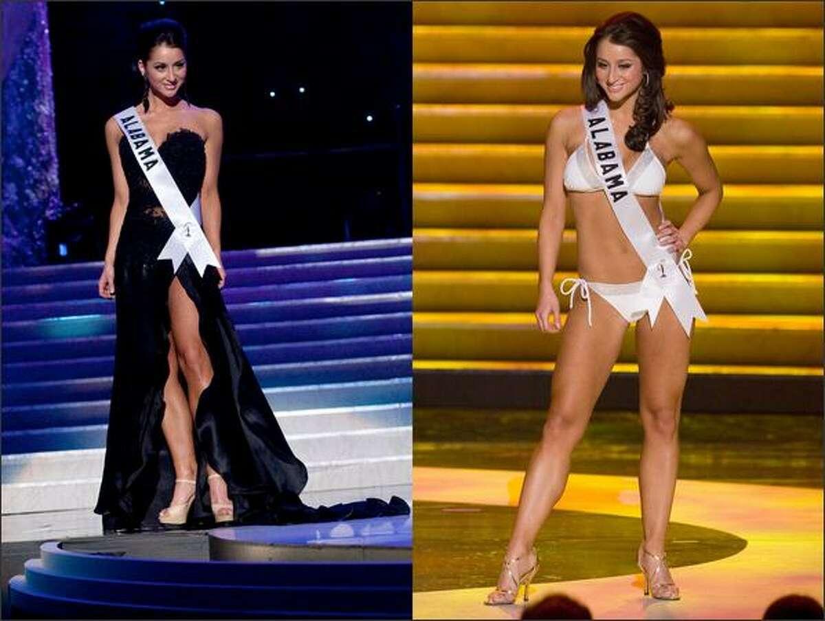 Rachel Philippona, Miss Alabama