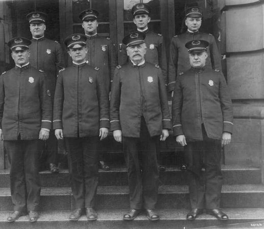 January 2, 1927. Photo: P-I File